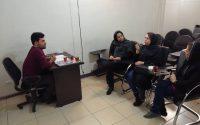 جلسه با جمعی از کارآفرینان مشاغل خانگی و زنان سرپرست خانوار