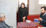 جلسه با دکتر حاج بابائیان در خصوص مشاغل خانگی