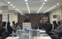 سخنرانی در جمع صمیمی کمیته جوانان گام دوم انقلاب